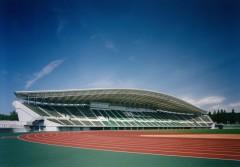 岡山県陸上競技場